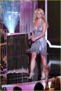 2008- VMA custom VersaceAtillier Dress