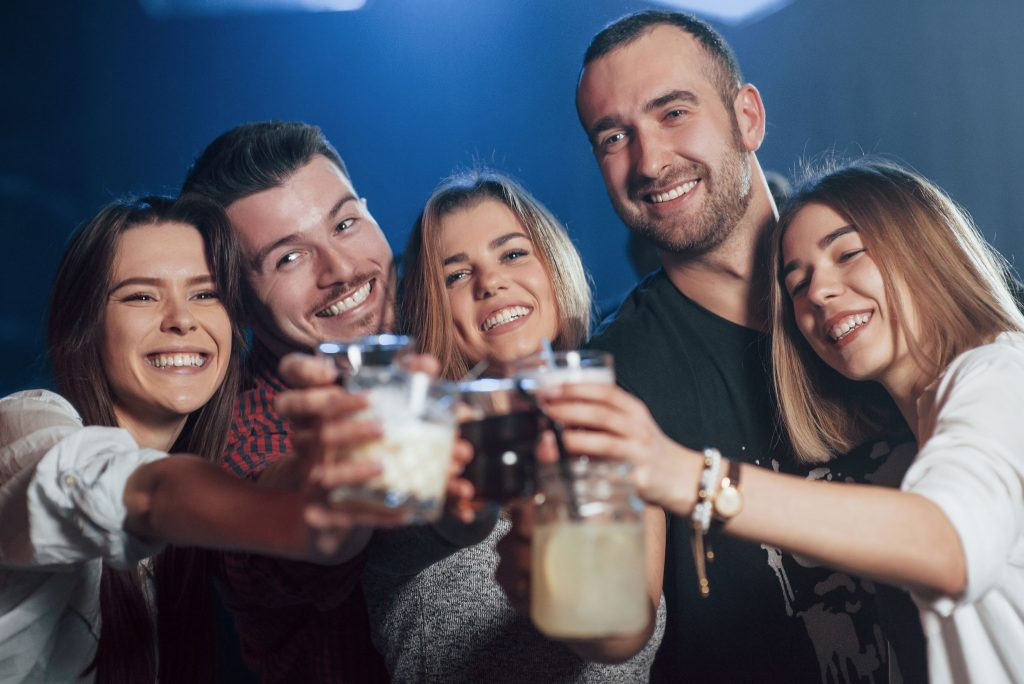 It's official: Guys can't drink more than girls