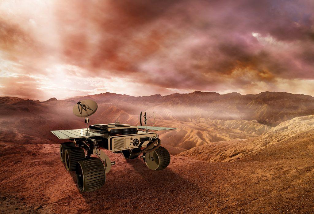 NASA boffins make a huge Mars discovery.