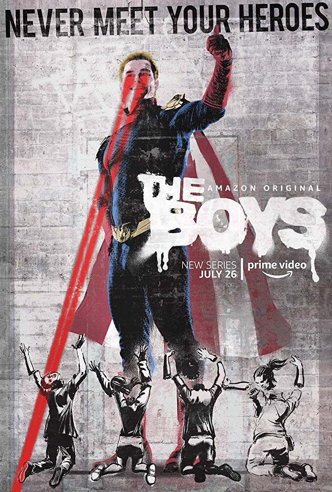 Review of The Boys on Amazon