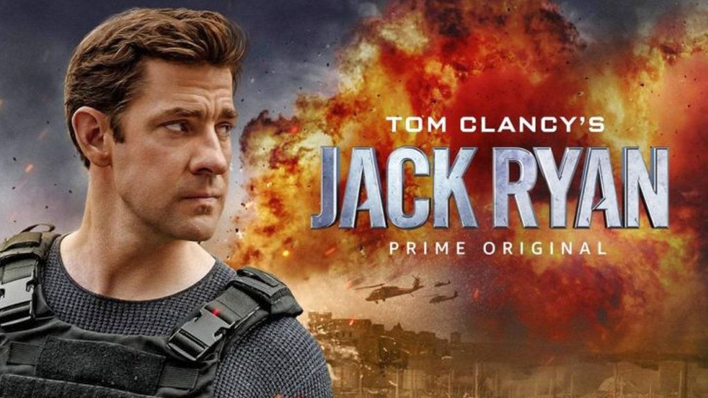 Tom Clancy's Jack Ryan on Amazon