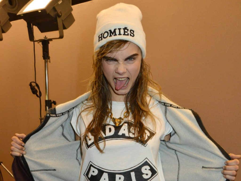Cara Delevingne: 'I'm a ride or die gal' The supermodel explains why she's the best girlfriend in the world.