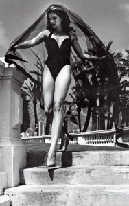 Cinsational The all-American supermodel married Richard Gere around the time of this 1991 shot. Portrait Helmut Newton