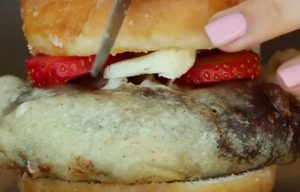 DEEP FRIED Nutella Burgers Might Be The Craziest Food Trend Yet