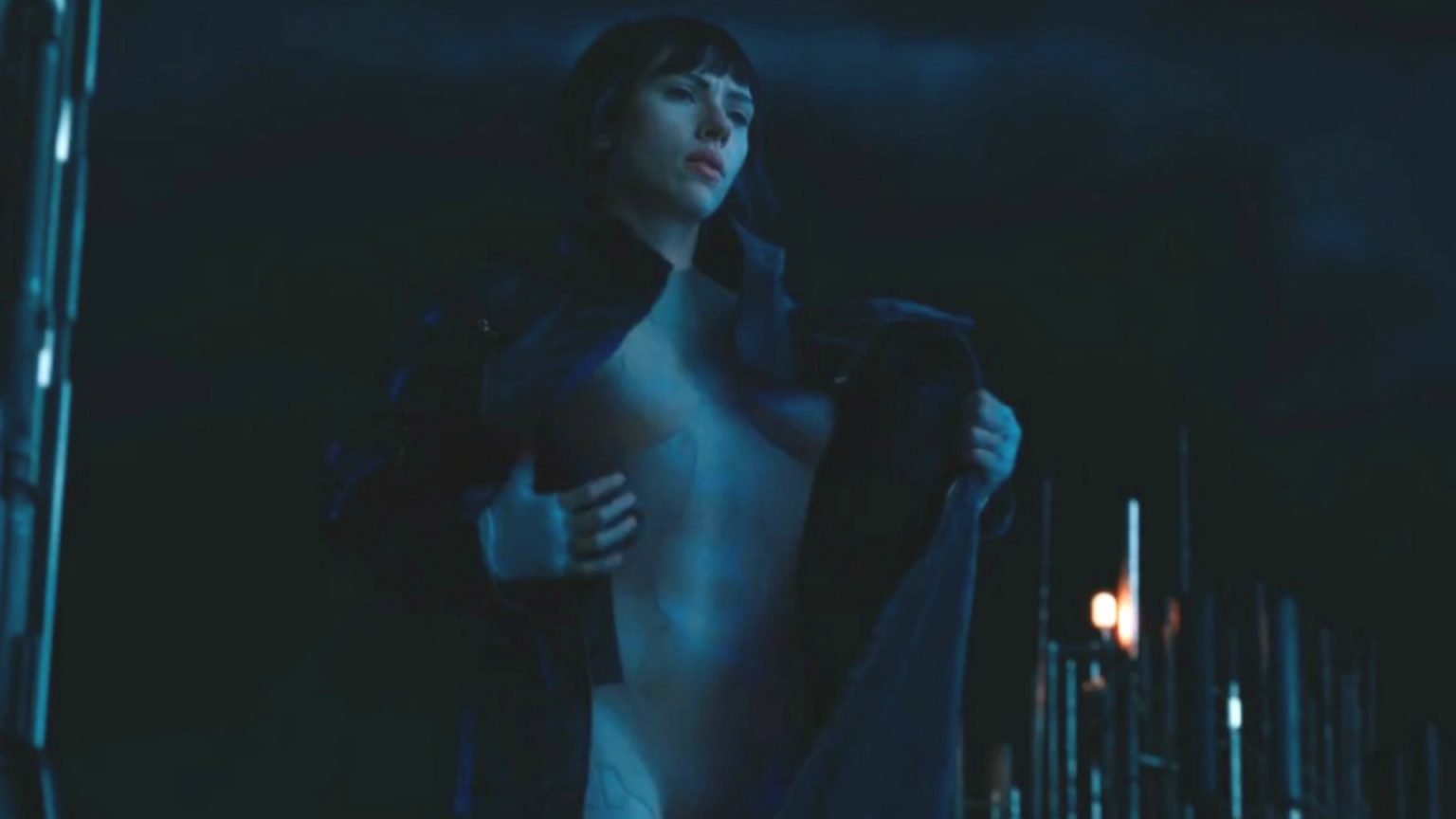 First full Ghost in the Shell trailer drops starring