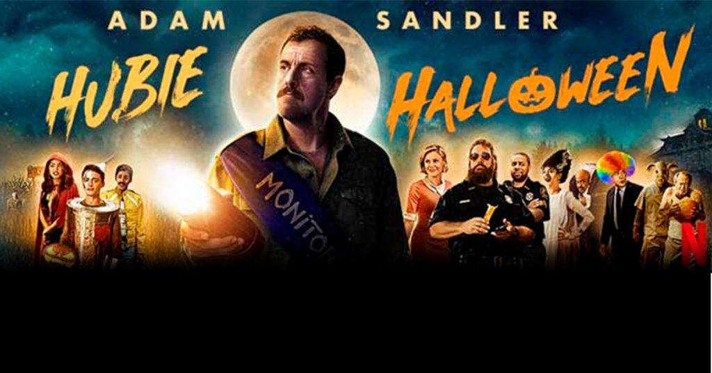 Review of the Netflix movie Hubie Halloween
