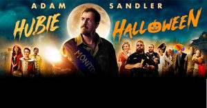 Review of the Netflix movie Hubie Halloween