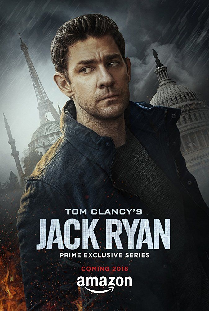 Review of Jack Ryan from Amazon