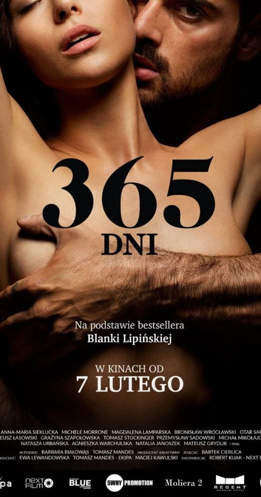 Review of 365 DNI on Netflix