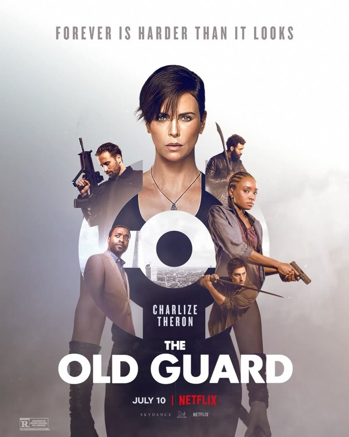 Review of The Old Guard